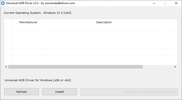Download and install 15 seconds adb installer v1. 4. 3 on windows 7/8/10.